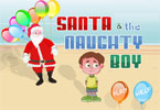 Santa und die naughty boy