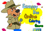 Scrappy Doo Online Coloring Game