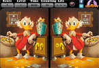 Scrooge Mcduck - Spot the Difference