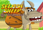 Selfish Sheep - Spot the Difference