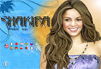 Shakira Make Up