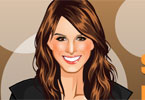 Shenae Grimes Dress Up