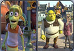 Shrek Forever After likheter