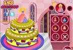 sleeping beauty anniversaire de princesse
