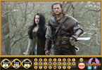 Snow White and the Huntsman - Find the Alphabets