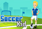 Soccer Kid Dressup
