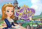 Sofia The First Princess Amber 6 Diff