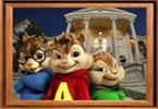 Sort My Tiles Alvin and The Chipmunks