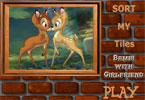 Sort my Tiles Bambi with Girlfriend