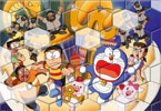 Sort My Tiles Doraemon