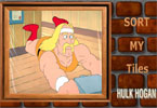 Sort My Tiles Hulk Hogan
