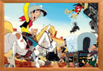 Sort My Tiles Lucky Luke