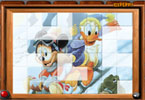 ordenar meu telha Mickey e Donald Duck