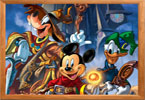 Sort My Tiles Mickey with Friends