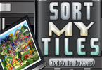 Sort My Tiles Noddy in Toyland