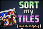 Sort My Tiles Sonic the Hedgehog