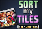 Sort My Tiles Flintstonowie