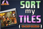 Sort My Tiles - The Secret Saturdays