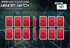 Spider Man Memory Match
