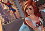 amor spiderman arreglar mi azulejos