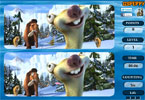 Spot 6 Diff - Ice Age 4