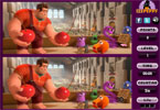 Spot 6 Diff - Wreck It Ralph