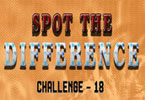 Spot the Difference 18