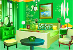 St Patricks Day Room Decor
