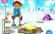 subway surfers winter avontuur