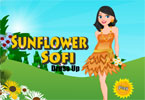 Sunflower Sofi Dressup