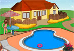 Swimming Pool Decoration