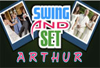swing et Arthur ensemble