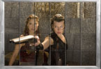 Swing and Set Resident Evil Afterlife