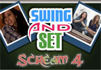 swing y el conjunto de Scream 4