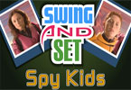 Swing and Set Spy Kids