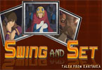 Swing and Set Tales From Earthsea