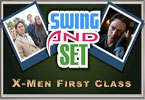 Swing and Set X-Men First Class