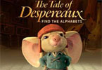 Tale of the Despereaux - Find the Alphabets