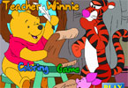 Teacher Winnie Coloring Game
