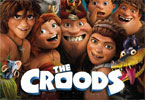 les Croods - Spot the Difference