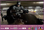 The Dark Knight Rises - finden Sie die Alphabete