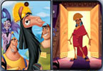 The Emperors New Groove Similarities