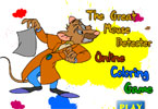 The Great Mouse Detecter Online Coloring Game
