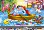 The Little Mermaid - Hidden Objects