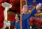 las similitudes Polar Express