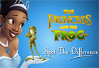 The Princess and The Frog - Spot the Difference