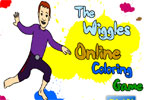 The Wiggles Online Coloring Game