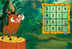 Timon ve Pumbaas Sudoku