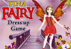 Tina Fairy Dress Up Game
