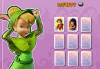 tinkerbell Memory Match